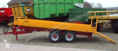Agomac combi wagen trailer new flatbed