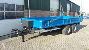 Combi kipper - oprijwagen trailer new tipper