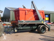 Tractor portaalarm systeem trailer new tipper