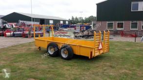nc heavy equipment transport trailer