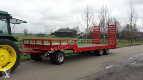 Dieplader heavy equipment transport trailer