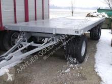 rimorchio nc Landbouwwagen gegalvaniseerd neuf