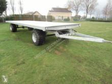 remorque nc N4078 Landbouwwagen 14 ton neuf