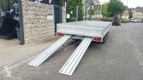 remorque nc 3 Achsen Hochlader 5m 3500 kg Rampen Alubordwände