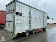 přívěs vůz pro přepravu dobytka nc