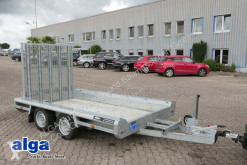 Hulco Terrax-2, feuerverzinkt, 2,6to. Nutzlast, Rampe used other trailers