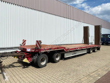 Fliegl VTS 400 VTS 400, Baggerstielmulde, hydr. Rampen trailer used heavy equipment transport