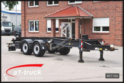 Hüffermann hook arm system trailer