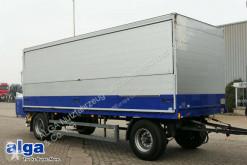 Pótkocsi Krone AZ 18/Böse/Getränke/7,4 m. lang/Staplerhalterung használt furgon