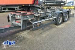 Schmitz Cargobull全挂车 ZWF 18/L-20 MIDI/Tandem/SAF/7,15/7,45/7,82 m.! 底座 二手