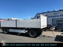 remolque Krone AZP 18 Anhänger Pritsche Baustoff
