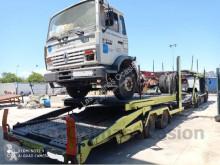 Remorca Montenegro 2235 pentru transport autovehicule second-hand