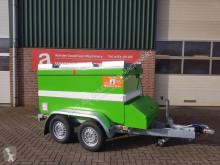 Tanker trailer Citerne de carburant