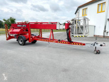 Denka-Lift DL 28 trailer used aerial platform