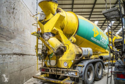 Liebherr BETON MIXER 1204 ZA - 12 M³ semi-trailer used concrete mixer concrete