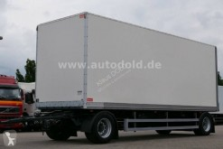 Lecitrailer LTR-ESPISO trailer used box