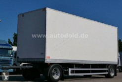Lecitrailer box trailer