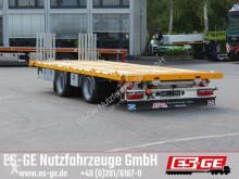 Römork ES-GE Es-ge Tandemanhänger - Containerverr.