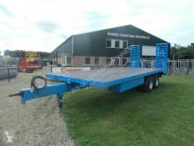 Remolque portamáquinas 14 tons oprijtransporter