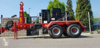 Pronar T 185 Hackenliftanhänger Top Zustand trailer used chassis
