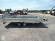 Remorque plateau ridelles Trigano PJD400