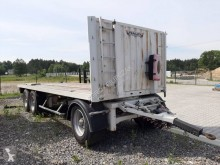 Trailor trailer used flatbed