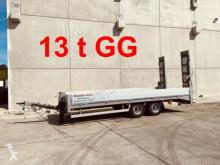 remolque Möslein 13 t GG Tandemtieflader-- Neuwertig --
