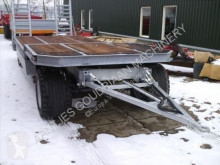 Semie diepladers trailer new heavy equipment transport