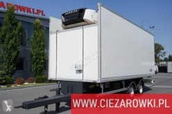 Zasław D-670, 16 EPAL , Carrier 550 diesel-electric trailer used mono temperature refrigerated