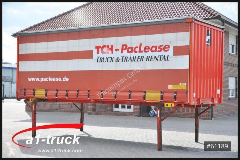 Voir les photos Équipements PL Krone WB 7,45 BDF Tautliner, Edscha Wechselbrücke