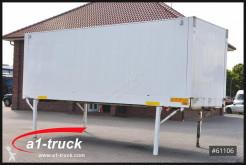 Krone furgon típusú felépítmény