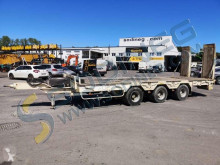 Verem PF31T31 trailer used flatbed