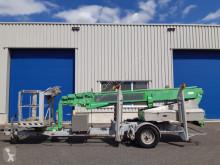 Aerial platform trailer Omme 2100 EBZ, Aanhanger hoogwerker, 21 meter