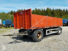 ROYEN trailer used dropside flatbed