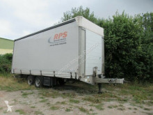Fliegl tarp trailer