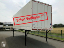 equipamentos pesados Krone Wechselkoffer Heck Hohe Portaltüren