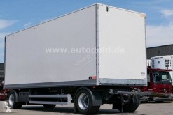 Lecitrailer BWP ECO trailer used box