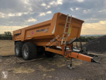 Rolland ROLLROC 5800 trailer used construction dump