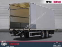 rimorchio Ackermann Anhänger Koffer 7,38m mit LBW + Durchladefunktion