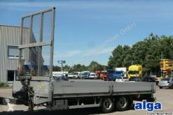 Rimorchio Humbaur HBT 106224 TA-BE, Tandem, Pritsche, Rampen, BPW trasporto macchinari usato