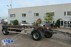 Müller-Mitteltal Anhänger Container RA 18,0, Außenroller 6,5mtr., 385/65 R22,5, Luft