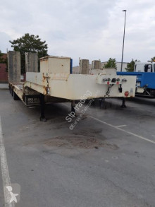 Castera trailer used heavy equipment transport