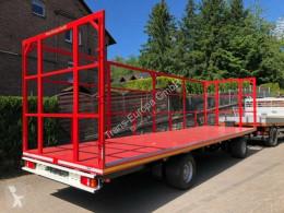 Aanhanger Schmitz Cargobull SK 20 tweedehands platte bak