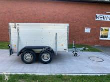 Ремарке nc Alukoffer mit Laderampe * Deckel* NL 2150 фургон втора употреба