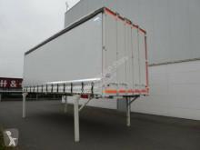 Equipamientos carrocería caja lona corredera Krone Heck mit Portaltüren