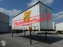 Caroserie cu prelată culisantă Schmitz Cargobull Heck mit Portaltüren