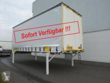 Equipamientos carrocería caja lona corredera usado Krone Heck mit Portaltüren