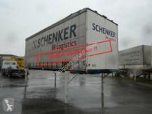 Equipamientos Krone Heck mit Portaltüren carrocería caja lona corredera usado