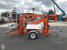 Niftylift 120 TAC electro 12m trailer used aerial platform