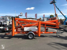 Remorque Niftylift 170 H E elektro 17m nacelle occasion